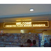 Running Text Led Display (Tulisan Berjalan) 1
