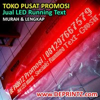Beli Running Text Led Display (Tulisan Berjalan) 4