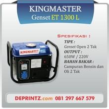 Genset 2 Tak ET 1300 L