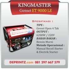 GENSET ELEKTRIK STARTER 9000 L