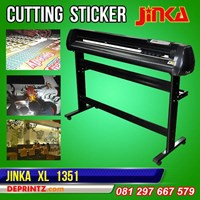 MESIN CUTTING STICKER JINKA 1351 XL
