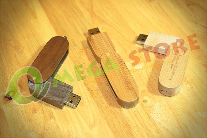 Jual USB Flashdisk Kayu 001 Harga Murah Jakarta Oleh Omega