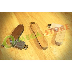 USB Flashdisk Kayu 001