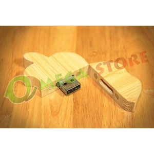 USB Flashdisk Kayu 006
