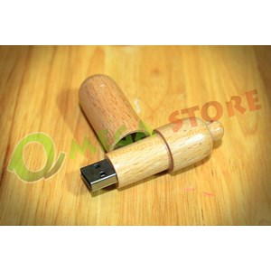USB Flashdisk Kayu 008