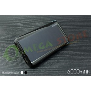 Powerbank Vivan W06 6000mAh
