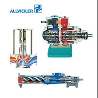 Pompa Centrifugal Allweiler