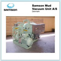 Mud Vacuum Unit Samson