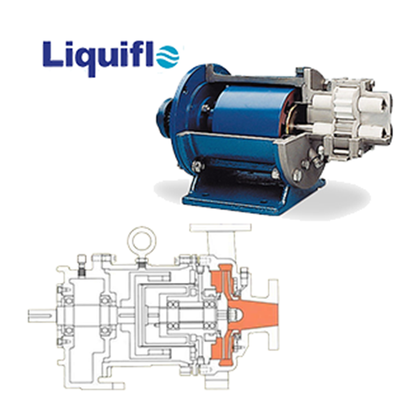 Centrifugal Pump Liquiflo