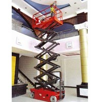 Electric Scissor Lift Mantall 1