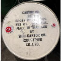 Jual Castor Oil Ex Thailand