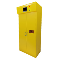 CAPTAIR Ductless Chemicals Storage Type CFS -G800