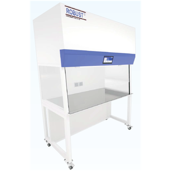 VERTICAL LAMINAR AIR FLOW  WITH TOUCH SCREEN SYSTEM