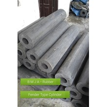 Rubber Fender Type Cylinder / Hollow