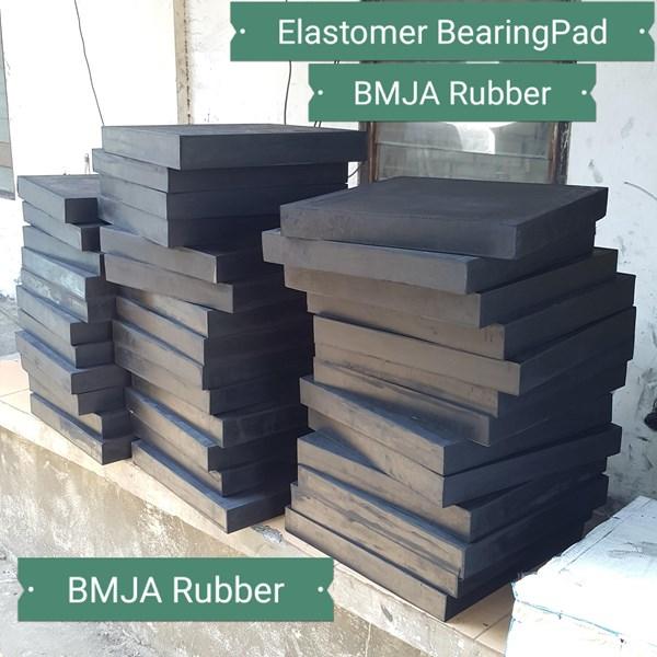 Rubber Elastomer Bearing Pad