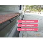 Rubber Bumper Warehouse Loading Dock 1