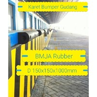 Custom rubber stopper loading dock