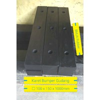 rubber loading dock pads