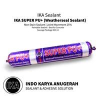 Lem Beton - Lem Aluminium IKA Super Polyurethane+ (PU Plus)