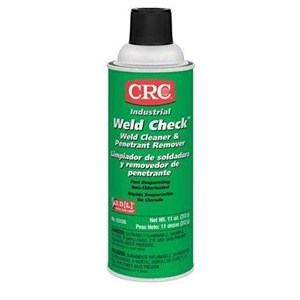 Weld Check Cleaner & Penetrant Remover 03108