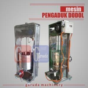 Mesin Pengaduk Dan Pemasak Dodol