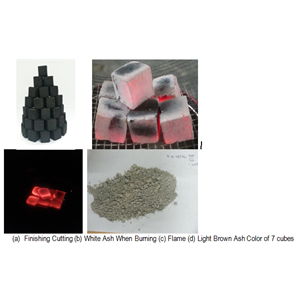 Export Shisha Briquette Charcoal Indonesia