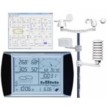Solar Wireless Professional Touch Screen Weather Station Aw002