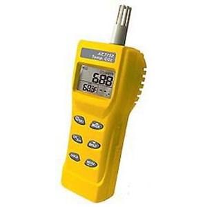 Alat Detektor Gas Co2 Dan Suhu 7752