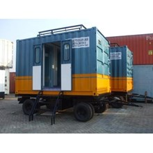 Container Toilet Two