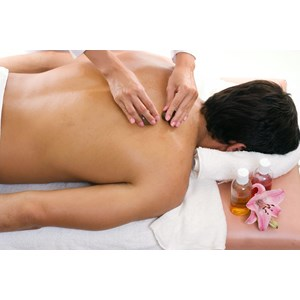 Kania Massage Oil & Stone