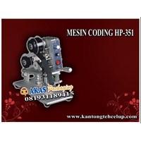 Mesin Pengkodean Expired Date Hp-351