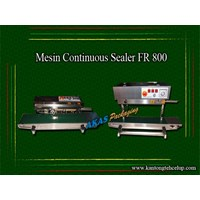 Mesin Continuous Sealer Fr 800Ii