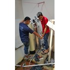 pemasangan filter pabrik 1