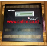 Sell NFS-320E Intelligent Fire Alarm Control Panel 2