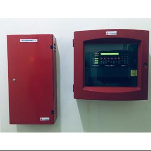 Intelligent Fire Alarm Control Panel NFS-640E