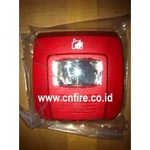 SYS-HS Horn Strobe Alarm Kebakaran / Sirene and Strobe Alarm