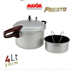 Panci Presto Maxim Ori 4 Liter 1