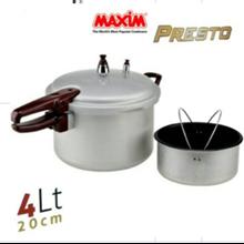 Panci Presto Maxim Ori 4 Liter