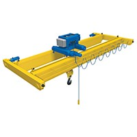Hoists Crane Double Girder 1