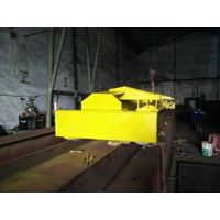 Suplayer crane single girder Murah 5