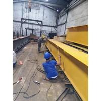 Jual Suplayer crane single girder 2
