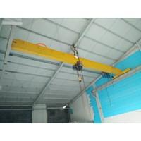 Beli Suplayer crane single girder 4