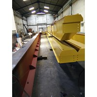 Distributor Suplayer crane single girder 3