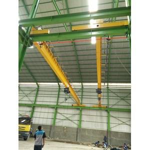Suplayer crane single girder