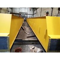 Jual Suplayer crane double girder 2