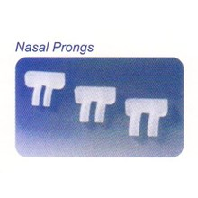 Bubble CPAP Nasal Prong