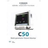 Pasien Monitor Comen 1