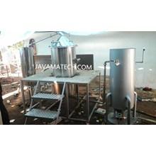 Mesin Destilasi (Sistem Boiler)