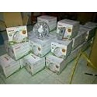 Lampu Emergency Surya L2208  22 Led Grosir (Sekoli 40 Pcs)  1
