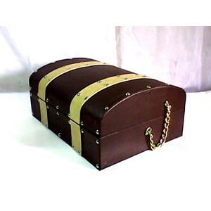Export Antique Treasure Chest Indonesia